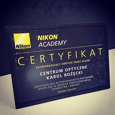 Nikon – szkolenie dla autoryzowanych partnerów